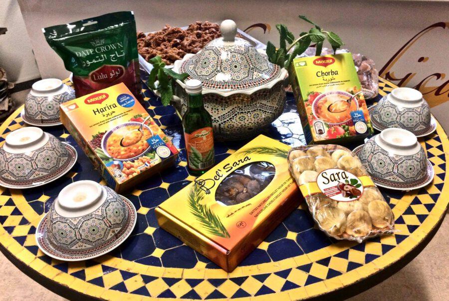 Souk Arabica Produkte
